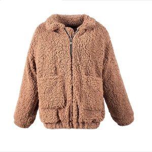 Jackets & Blazers - Wool Coat